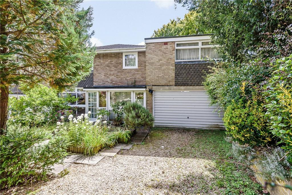 5 Bedrooms End Of Terrace House for sale in Warwick Close, Winchester, Hampshire, SO23