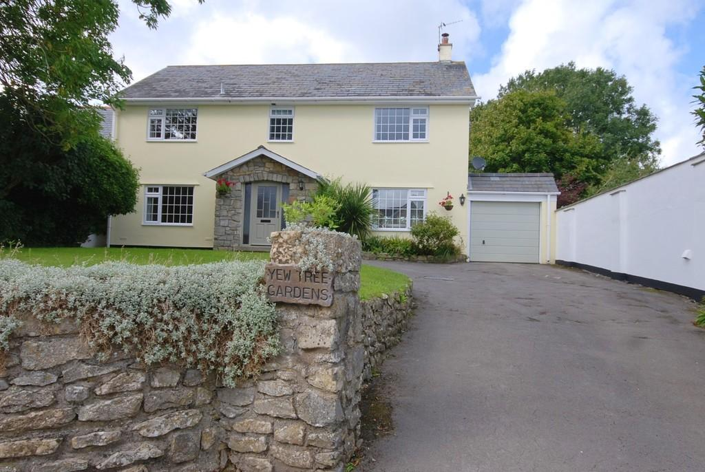 5 Bedrooms Detached House for sale in Colwinston, Vale Of Glamorgan, CF71 7ND