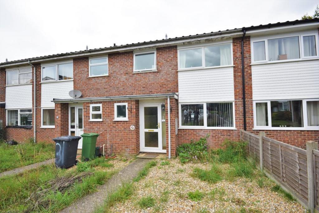 3 Bedrooms Terraced House for sale in Oakley, Basingstoke, RG23