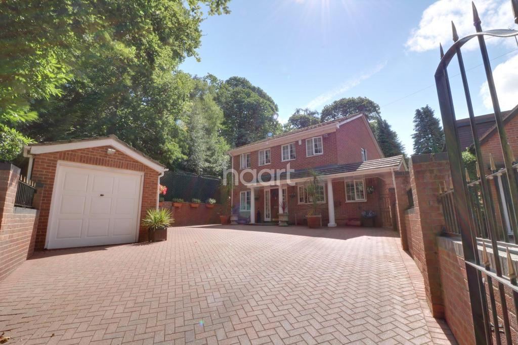 4 Bedrooms Detached House for sale in Bracknell