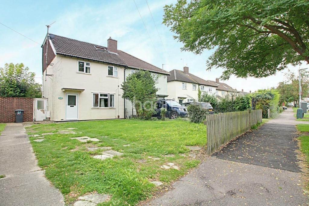 3 Bedrooms Semi Detached House for sale in Bridewell Road, Cherry Hinton, Cambridge
