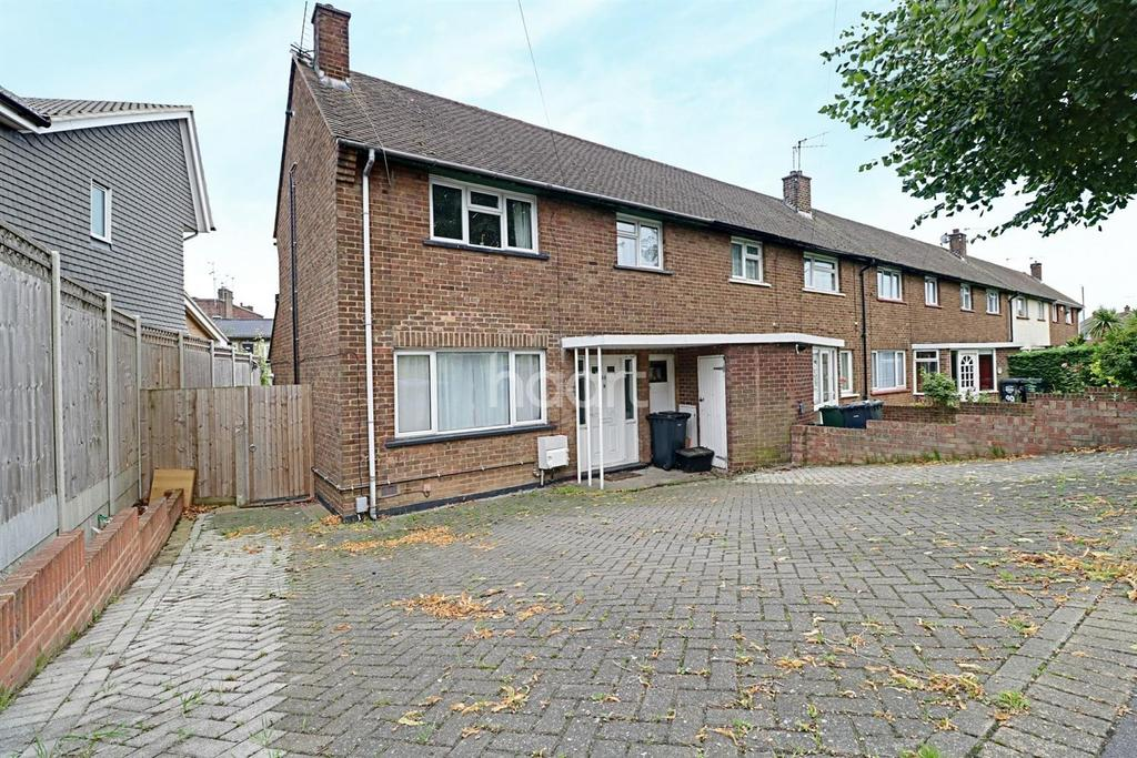 2 Bedrooms End Of Terrace House for sale in Littlebrook Manor Way, Dartford, DA1