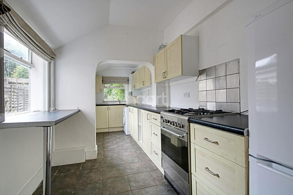 2 Bedrooms Terraced House for sale in Clarence Road, Harborne, B17 9LB