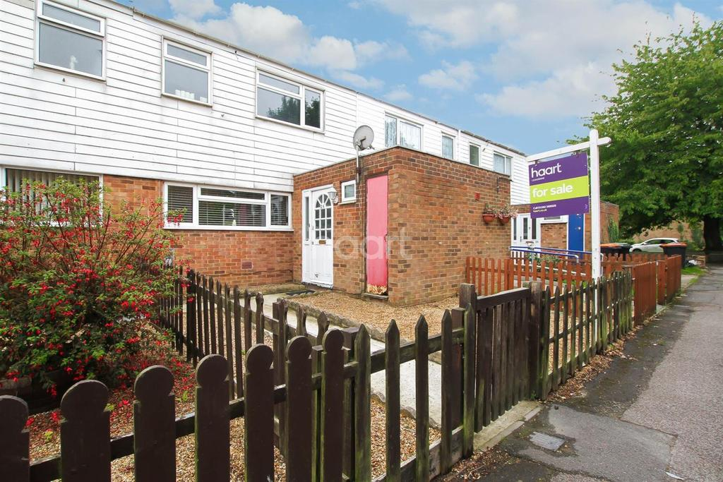 3 Bedrooms Terraced House for sale in Bromley Gardens