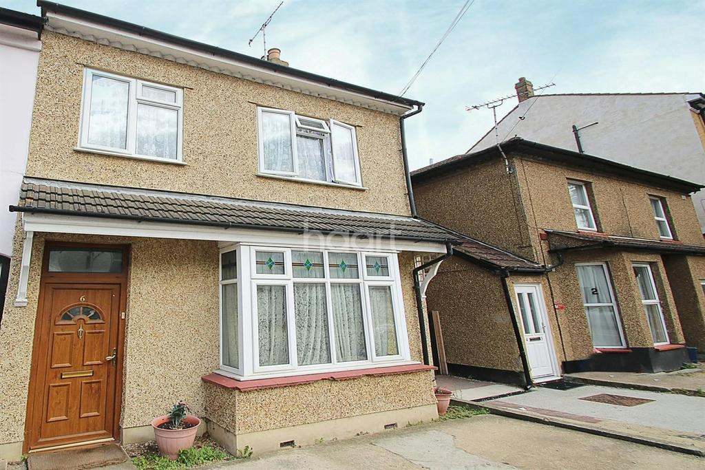 3 Bedrooms End Of Terrace House for sale in Park Street, Westcliff on Sea