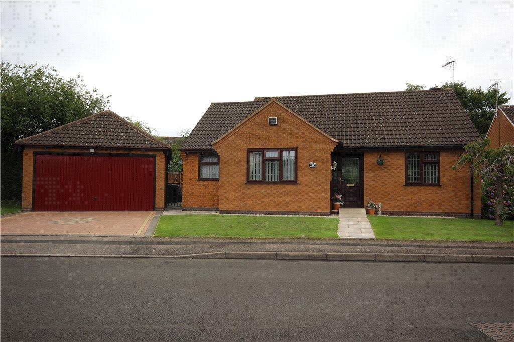 2 Bedrooms Detached Bungalow for sale in Kettlebrook Road, Shirley, Solihull, West Midlands, B90