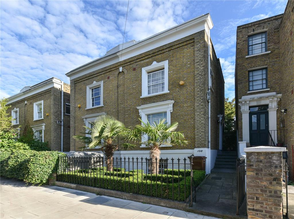 3 Bedrooms Semi Detached House for sale in Albion Drive, London, E8