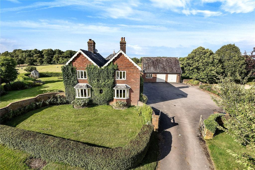 4 Bedrooms Unique Property for sale in Stocking Pelham, Buntingford, Hertfordshire, SG9