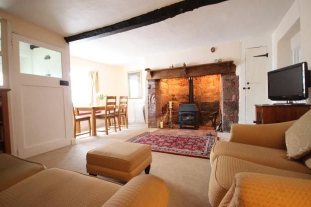 2 Bedrooms Cottage House for sale in Bullen Street, Thorverton EX5