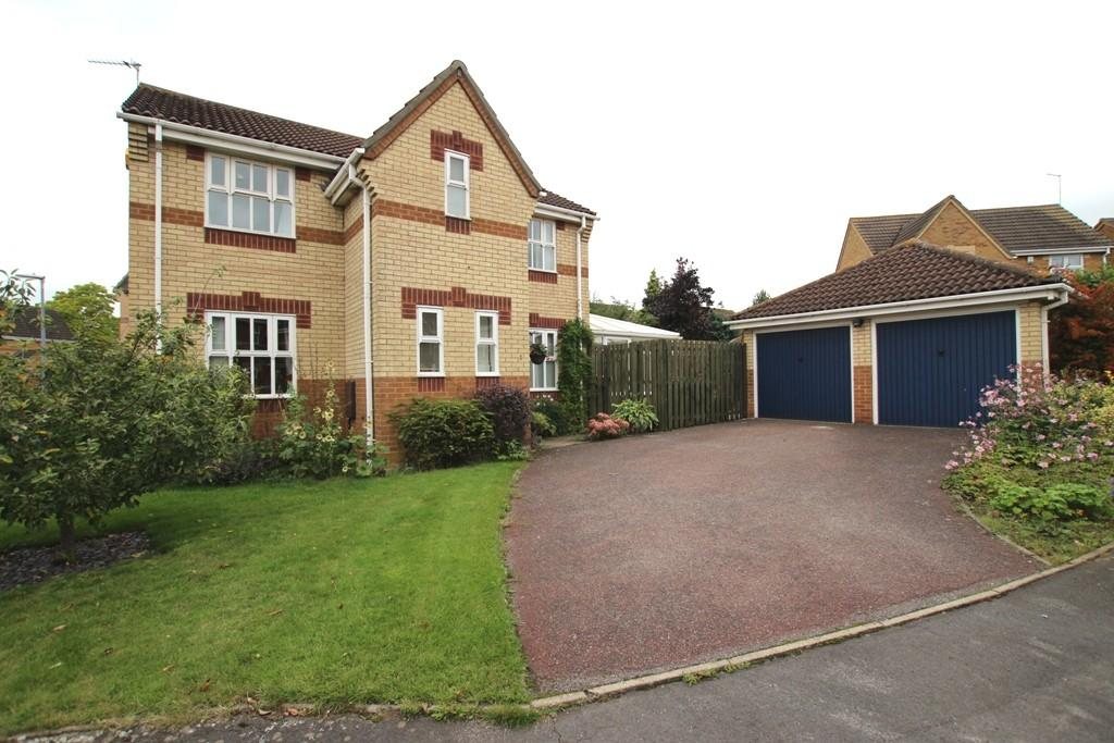 3 Bedrooms Detached House for sale in Frankland Walk, Ely