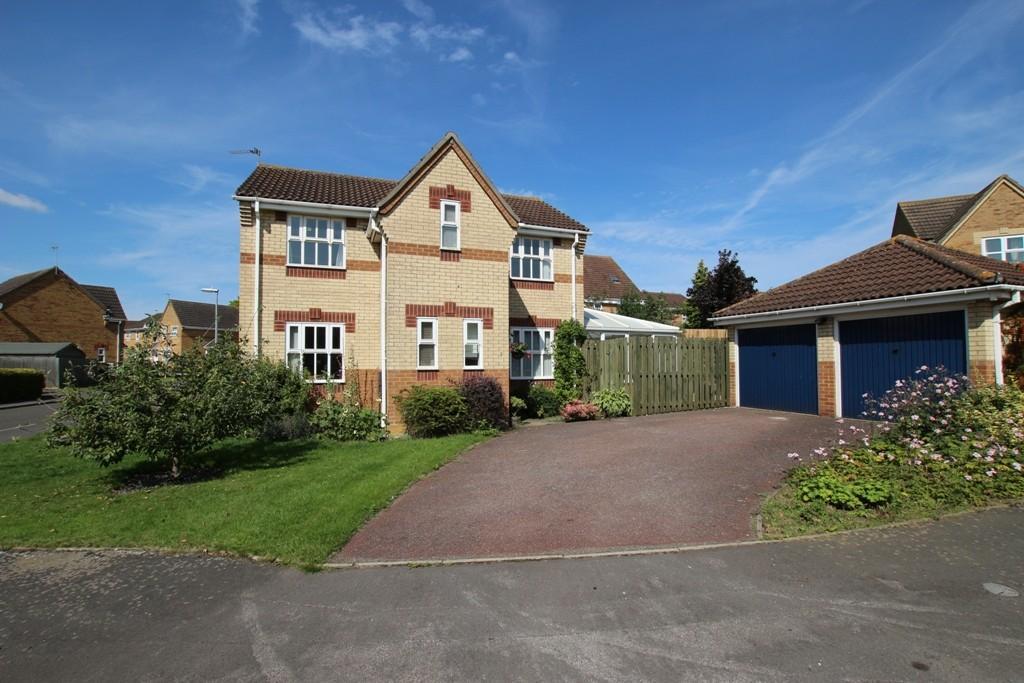 3 Bedrooms Detached House for sale in Frankland Walk, Ely
