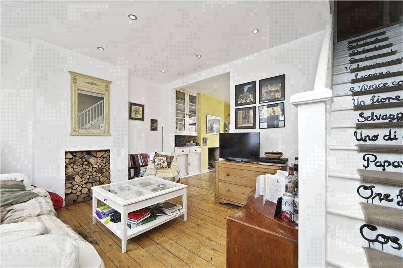 4 Bedrooms Terraced House for sale in Galloway Road, London, W12