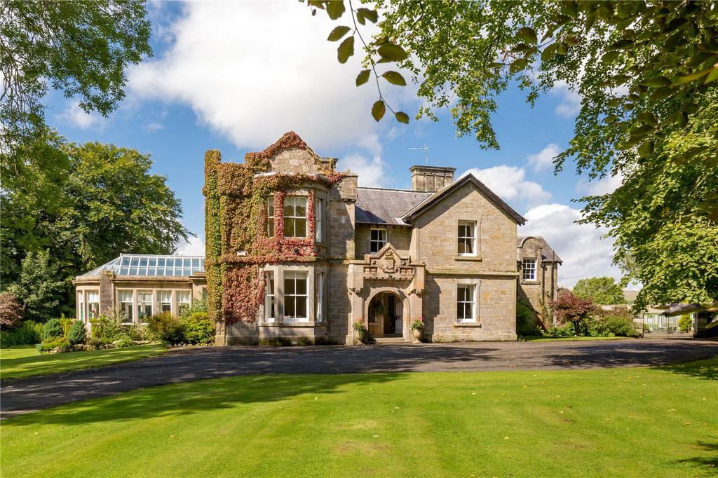 6 Bedrooms Equestrian Facility Character Property for sale in Tillywhally House, Kinross, KY13