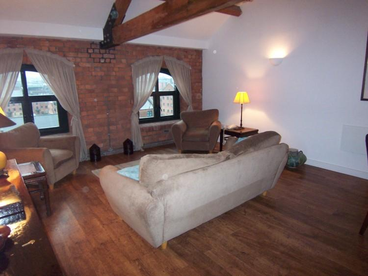 2 Bedrooms Apartment Flat for sale in Worsley Mill Castlefield