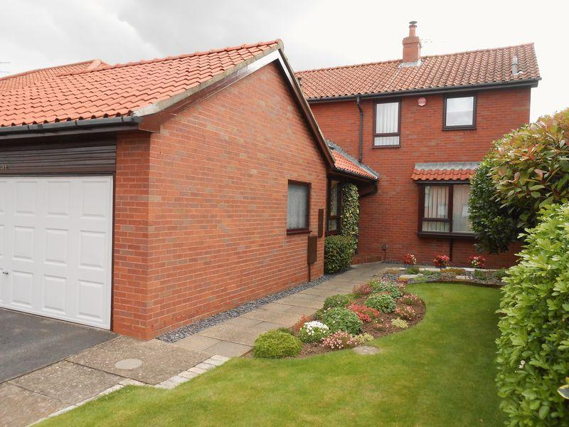 3 Bedrooms Detached House for sale in The Pippins, Wolviston