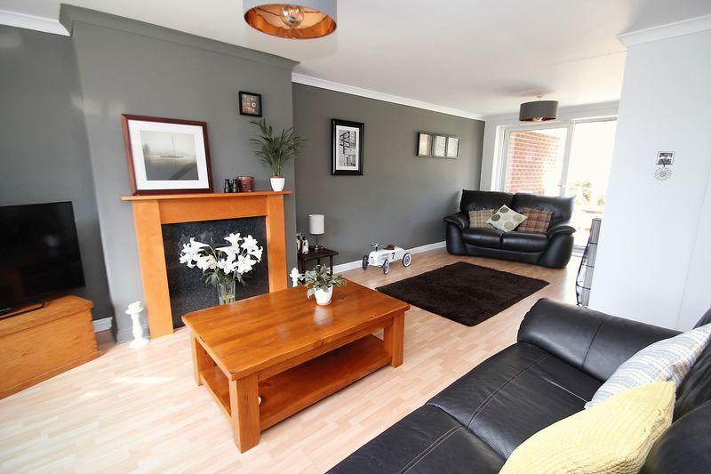 3 Bedrooms Semi Detached House for sale in Lutton Crescent, Billingham
