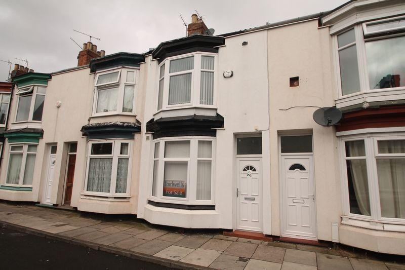 5 Bedrooms Terraced House for sale in Outram Street, Middlesbrough