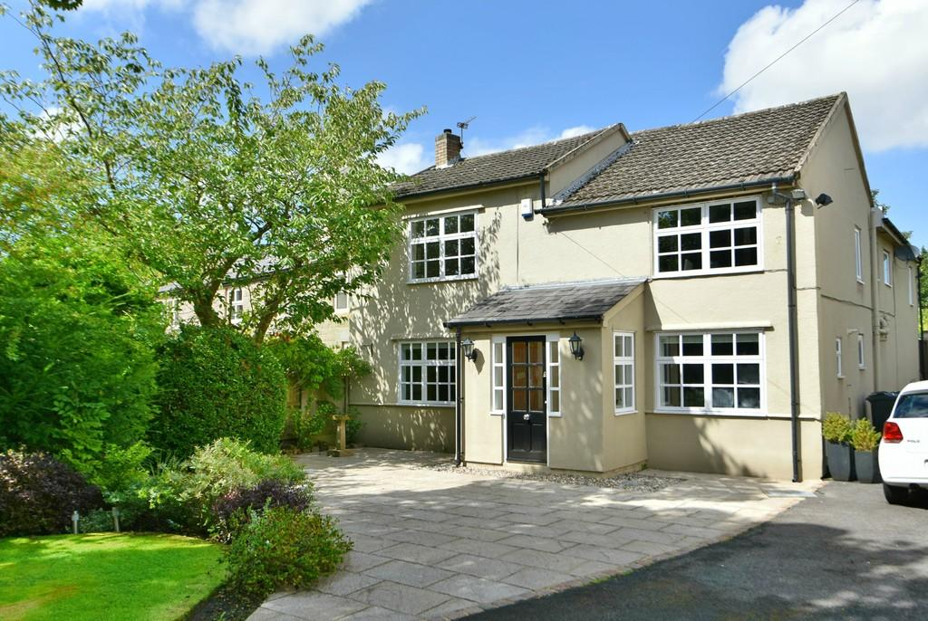4 Bedrooms Semi Detached House for sale in Parrs Lane, Aughton