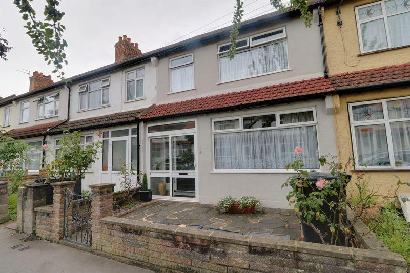 3 Bedrooms Terraced House for sale in Harcourt Road, Thornton Heath