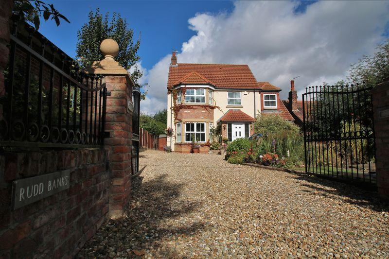 4 Bedrooms Detached House for sale in Worsall Road, Yarm, TS15 9DF
