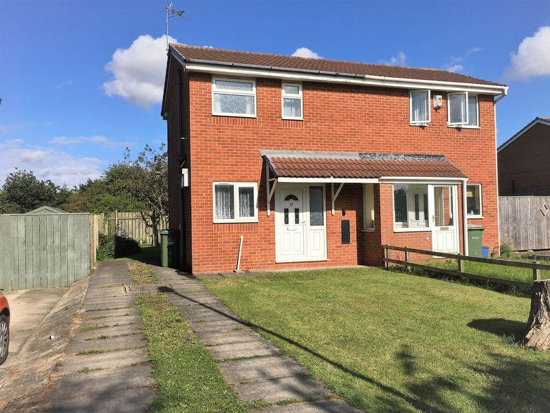 1 Bedroom Semi Detached House for sale in Dentdale Close, Yarm, TS15 9UJ