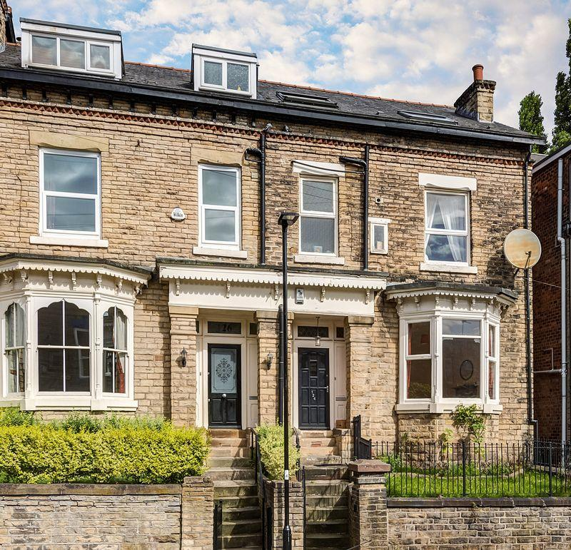 6 Bedrooms End Of Terrace House for sale in Harcourt Road, Crookesmoor, Sheffield, S10 1DJ