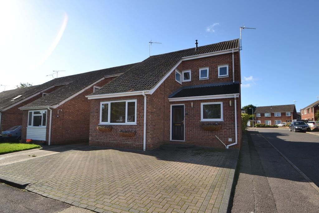 3 Bedrooms End Of Terrace House for sale in Malvern Close, Ipswich, IP3 9BH