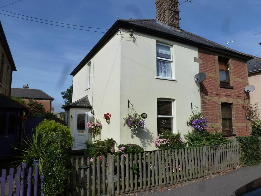 3 Bedrooms Semi Detached House for sale in King Street, Maldon