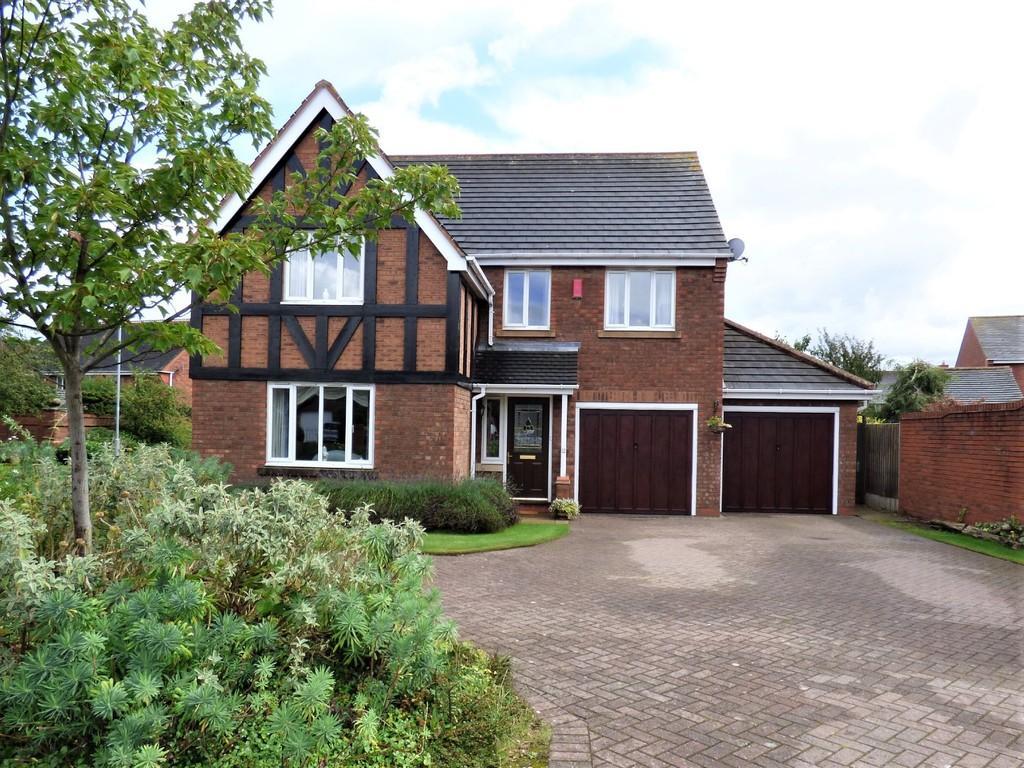 4 Bedrooms Detached House for sale in Edwards Farm Road, Fradley
