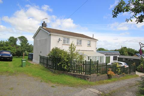 4 bedroom property with land for sale - Saron, Llandysul, Carmarthenshire