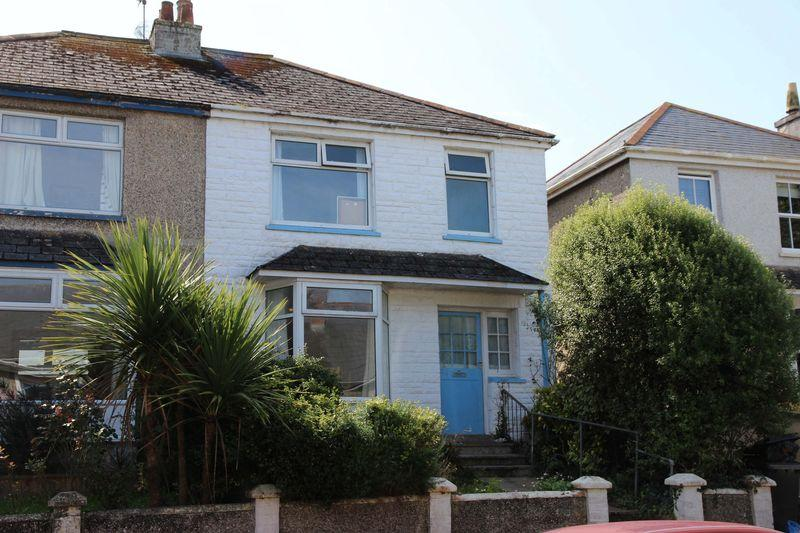 3 Bedrooms Semi Detached House for sale in Ennors Road, Newquay