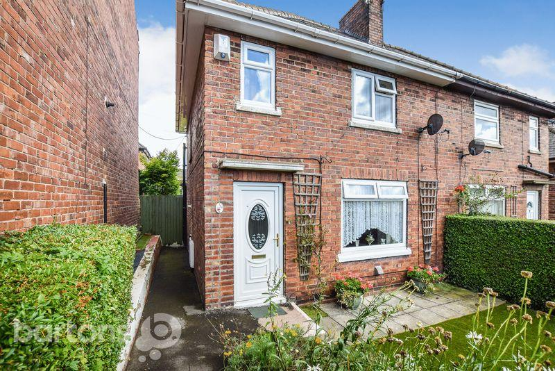 3 Bedrooms Semi Detached House for sale in Fox Street, Rotherham