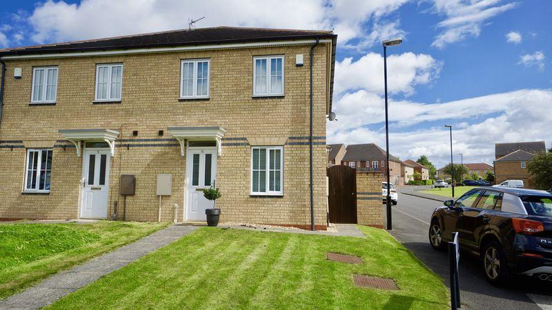 3 Bedrooms Semi Detached House for sale in QUEENSBURY GATE, Longbenton