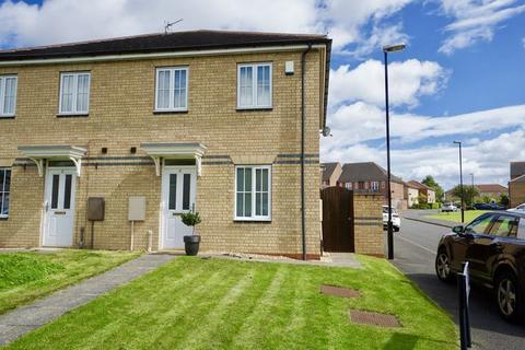 3 bedroom semi-detached house for sale - Queensbury Gate, Longbenton