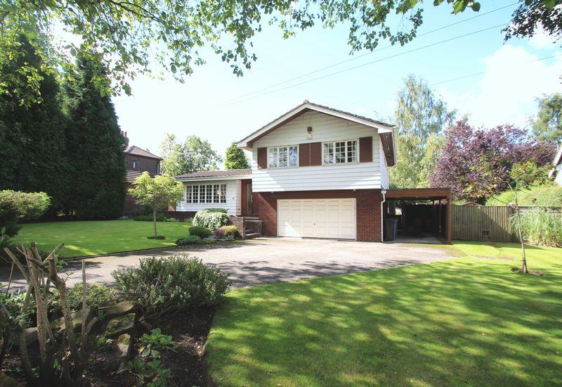 4 Bedrooms Detached House for sale in Werneth Road, Woodley