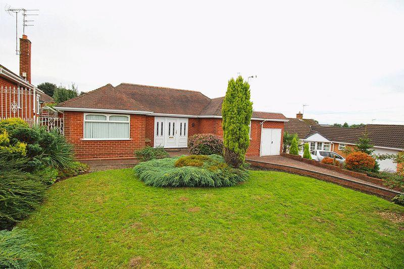 2 Bedrooms Detached Bungalow for sale in Brick Kiln Lane, GORNAL WOOD