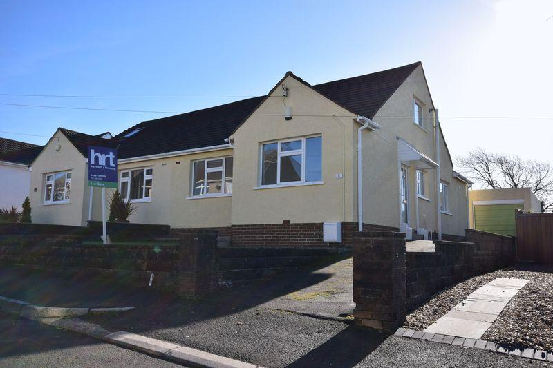 2 Bedrooms Semi Detached House for sale in Mayfield Avenue, Bridgend