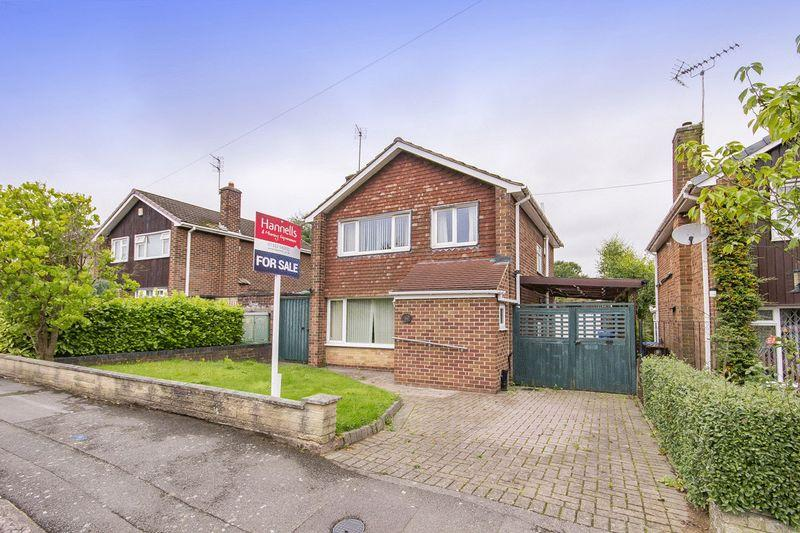 3 Bedrooms Detached House for sale in MURRAY ROAD, MICKLEOVER