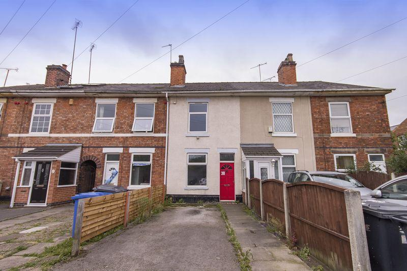 2 Bedrooms Terraced House for sale in GREAT NORTHERN ROAD, DERBY