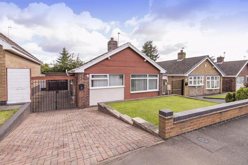 2 Bedrooms Detached Bungalow for sale in SUNDOWN AVENUE, LITTLEOVER.