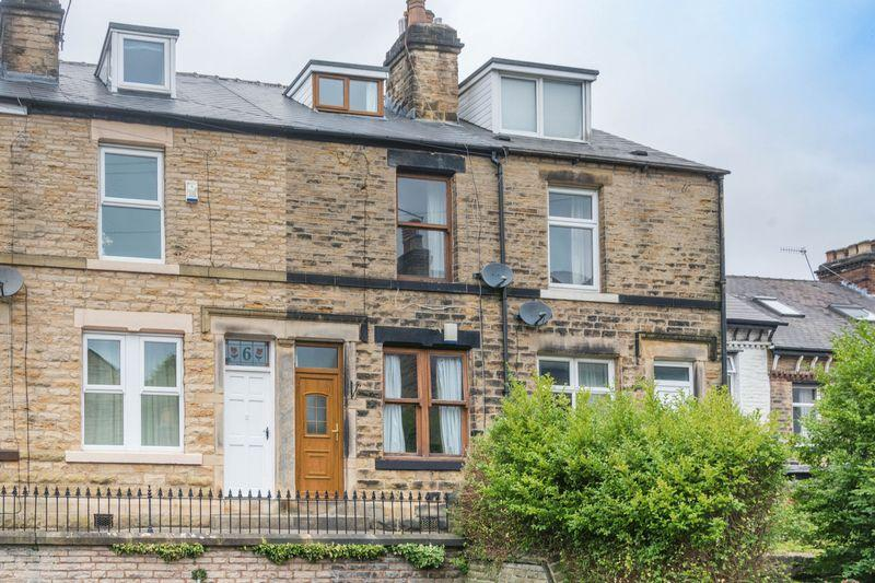3 Bedrooms Terraced House for sale in Beehive Road, Crookesmoor, S10 1EP - Close to University and Hospitals
