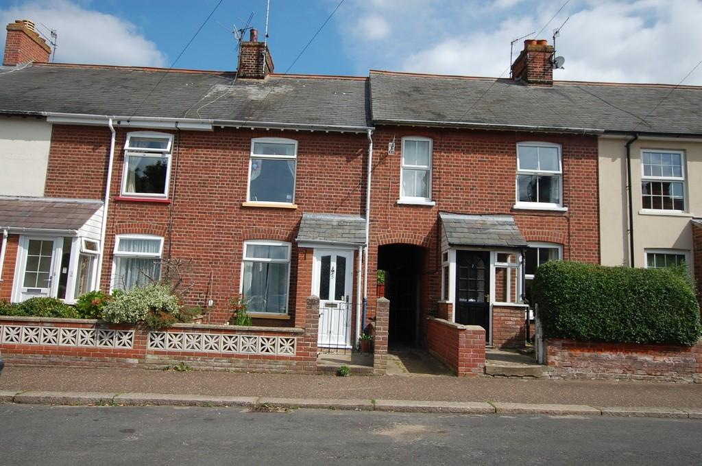 3 Bedrooms Terraced House for sale in Connaught Road, Cromer