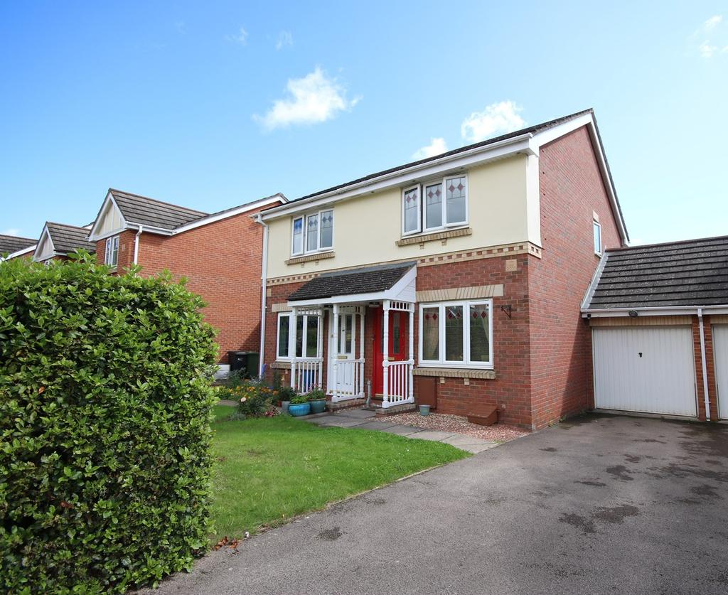 2 Bedrooms Semi Detached House for sale in Centurion Way, Credenhill, Hereford, HR4