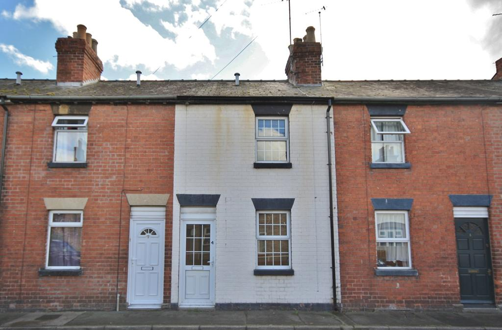 2 Bedrooms Terraced House for sale in Canonmoor Street, Hereford, HR4