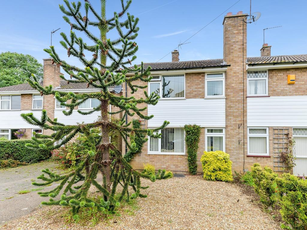 3 Bedrooms End Of Terrace House for sale in Church Road, Pulloxhill, MK45