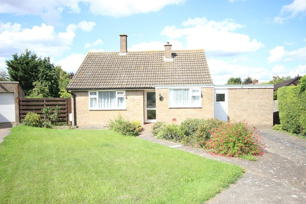 2 Bedrooms Detached Bungalow for sale in Orchard Close, Barton Le Clay, MK45
