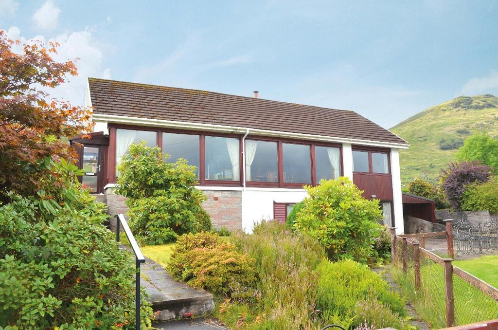2 Bedrooms Detached House for sale in Carrick Castle, Lochgoilhead, Cairndow, PA24 8AF