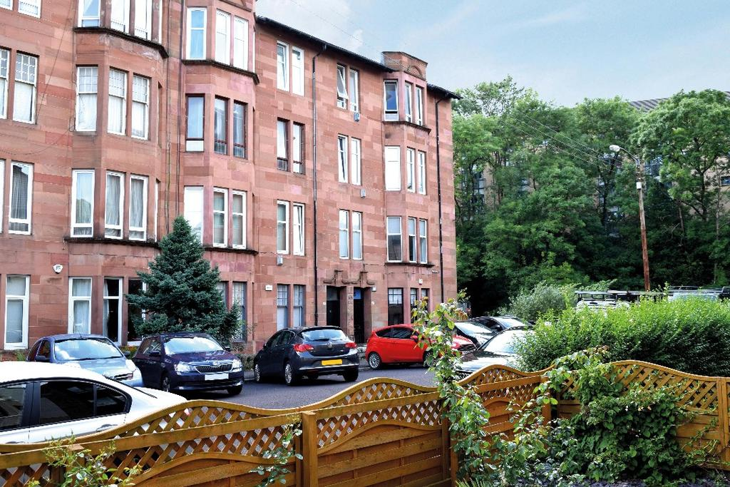 1 Bedroom Flat for sale in Cartha Street, Shawlands, Glasgow, G41 3HH