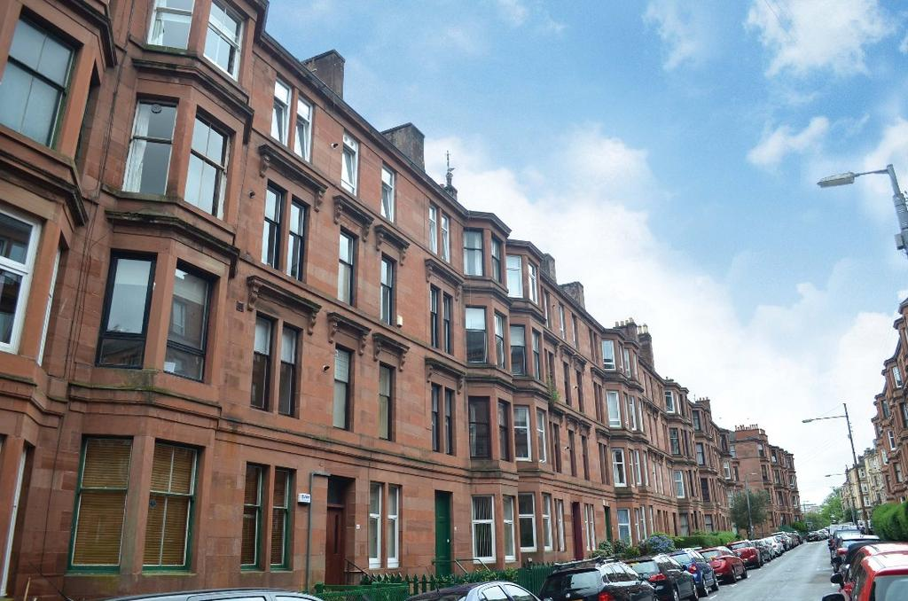 1 Bedroom Flat for sale in White Street, Flat 2/2, Partick, Glasgow, G11 5EQ