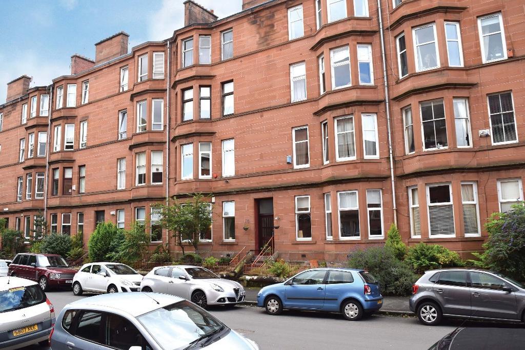 2 Bedrooms Flat for sale in Waverley street, Flat 0/1, Shawlands, Glasgow, G41 2EA